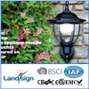 Cixi Landsign outdoor wall light with motion sensor XLTD-249DW outdoor wall mounted led light