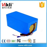 36V 60Ah LiFePO4 Electric Bike Battery
