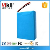 72V 20Ah LiFePO4 Battery Pack For E-bike