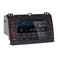 7 Inch Android Car DVD GPS for Toyota Prado