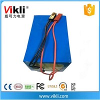 China Battery 72v 40ah LiFePO4 Battery Pack