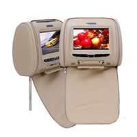 Headrest DVD and Headrest Monitor