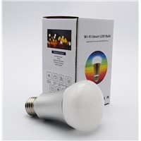 WiFi Smart Bulb RGB LED Light E27 Lamp