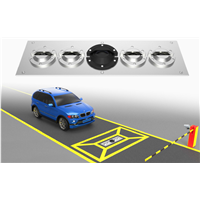 under vehicle inspection system