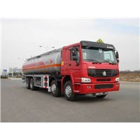 China Manufacturer Heavy Fuel Oil Truck Tanker