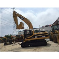 Second Hand Japan Digger, CAT 320BL Crawler Excavator, Used Caterpillar 320B 320C Track Digger