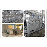 commercial lotus root starch processing machine price