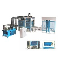 Concrete Block Machine, Block Making Machine, Interlocking block machine