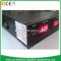 stabilized voltage DC power supply