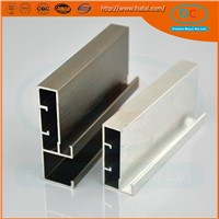 68mm and 45mm aluminum Kitchen  profiles for India
