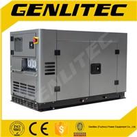 Water-Cooled, V-Twin Cylinder, 10kVA Kipor Type Diesel Electric Generator