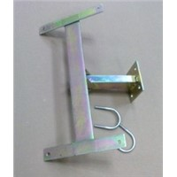 QT series solar panel bracket (adjustable angle)