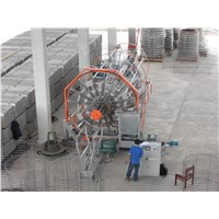 Automatic Pipe Steel Rebar Cage Welding Machine