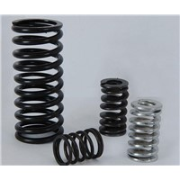 Custom High Tension Special Torsion Coil Spring