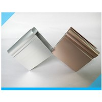 Custom aluminum door & window frames profile