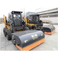 HCN brand 0202 series sweeper for skid steer loaders