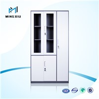 New design easy assembled durable steel modular file cabinet