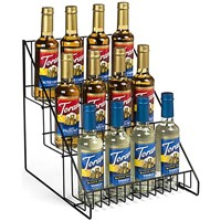 Wire Rack with 3 Tiers for Tabletop