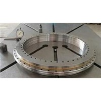 YRTS325 High precision slewing bearing,machining center parts bearing 325x450x60mm