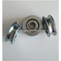 U groove pulley wheels bearing for door and windows
