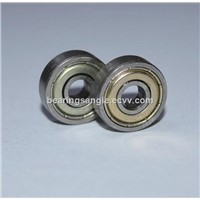 Deep groove ball bearing carbon steel 607 608 626