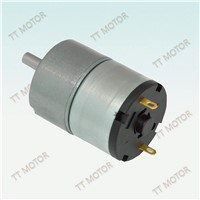 high power 33mm spur gear motor dc 12 volt wiht reduction gearbox