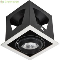 B05 CREE COB LED Grille Down Light/LED Commercial Ceiling Fixtures Lamp 30W
