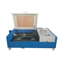 Mini CNC Laser Engraving Cutting Machine for rubber (HQ3020)