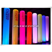 Event&Party Decoration Inflatable Lighting Column For Sale