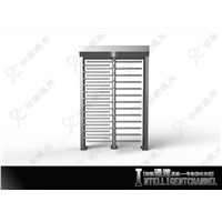 Security Full height  Turnstile turnstyle revolving door