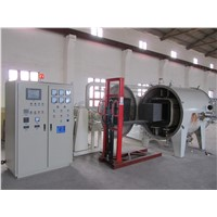 High performance and stable quality vacuum sintering-dewaxing furnace