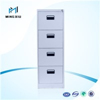 Luoyang low price metal 4 drawer file cabinet / 4 drawer steel filing cabinet