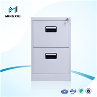 Luoyang office top quality 2 drawer metal cheap fireproof file cabinet