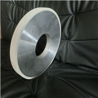 Optical edge-grinding rounding wheel