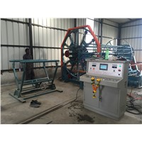 Full Automatic Wire Cage Welding Machine