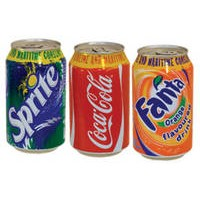 Cocacola soft drink 355ml in cansoft drink 355ml in can