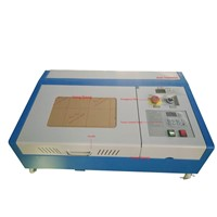300*200mm Stamp CNC CO2 Laser Engraver Cutter/CO2 Laser Engraving Cutting Machine (HQ3020)