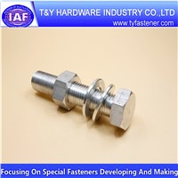 hex cap screws high strength . Din 933 class 8.8/10.9