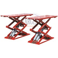 Car Scissor Lift Machine/3 Tons Ultra Thin Scissor Lift TG-3019