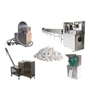 High Quality 100kg/h Cube Sugar Production Line|Hot Sale Cube Sugar Making Machine