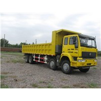 tipper truck  8x4 12 wheel