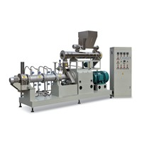 china dry pet food processing machinery