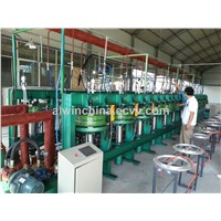 hydraulic inner tube curing press / tire tube vulcanizing machine