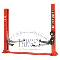 Two Post Car Lift Machine/Auto Asymmetrical Car Lift TG-2-35