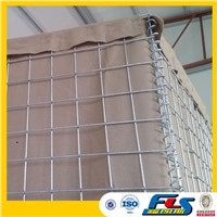 Hesco Bastion(Welded Gabion Mesh),Galfan Coated Hesco Barrier