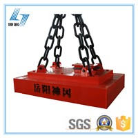 High Quality Crane Magnet Lifting Steel Pipe Magnetic Lifter