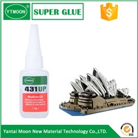 YTMOON high viscosity ethyl acrylate super glue HV431