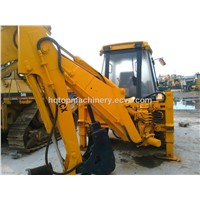 Second-Hand Used JCB 3CX/4CX Backhoe Wheel Loader Cheap Price