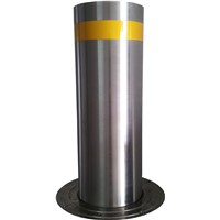 Semi-Automatic rising Bollard safety bollard