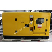 Cummins Engine Silent Diesel Power Generator 20kw~1000kw
